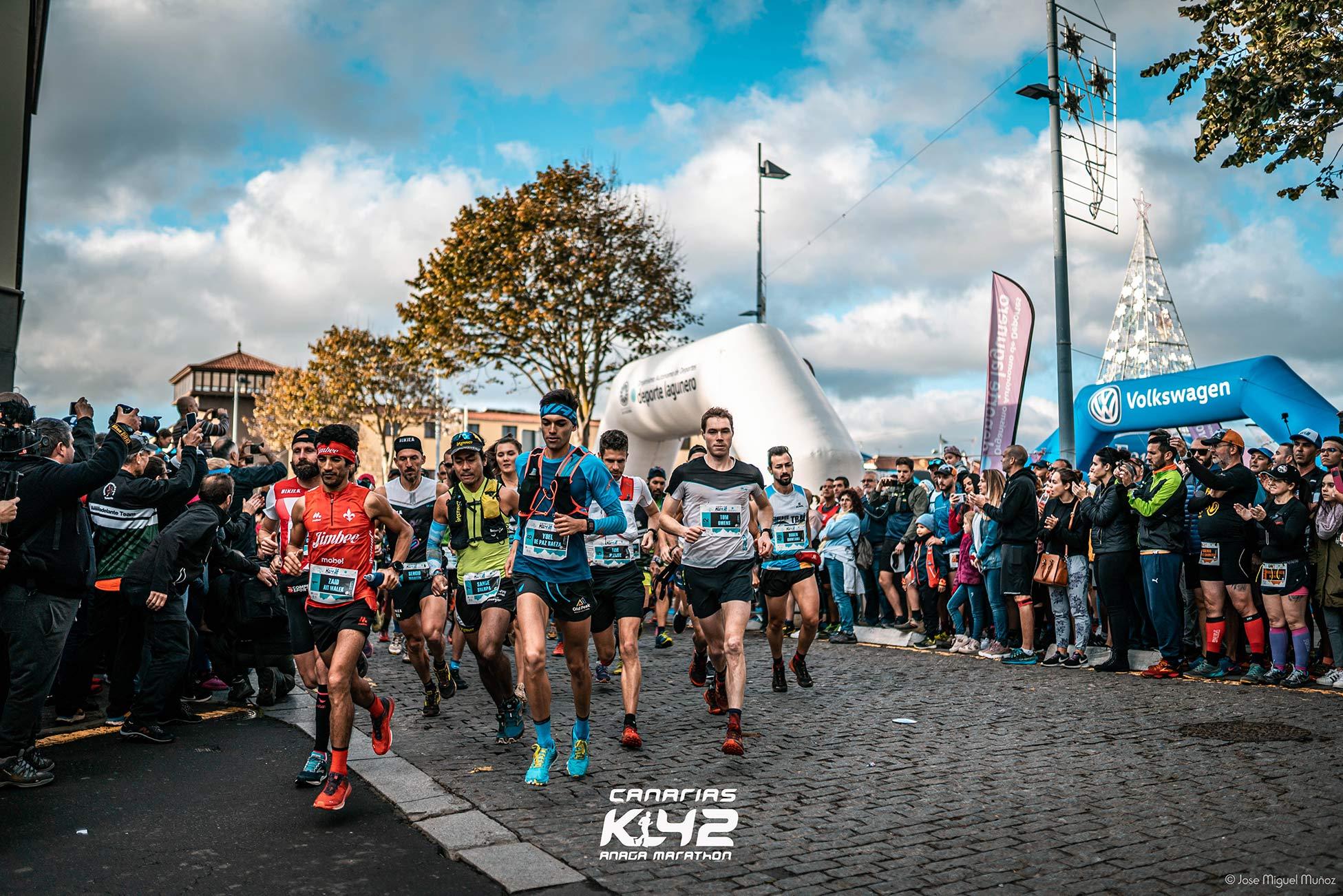 La K42 Anaga Marathon abre inscripciones