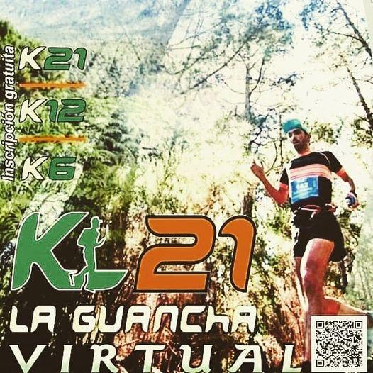 La K21 La Guancha Virtual corona a Tini García con un innovador formato