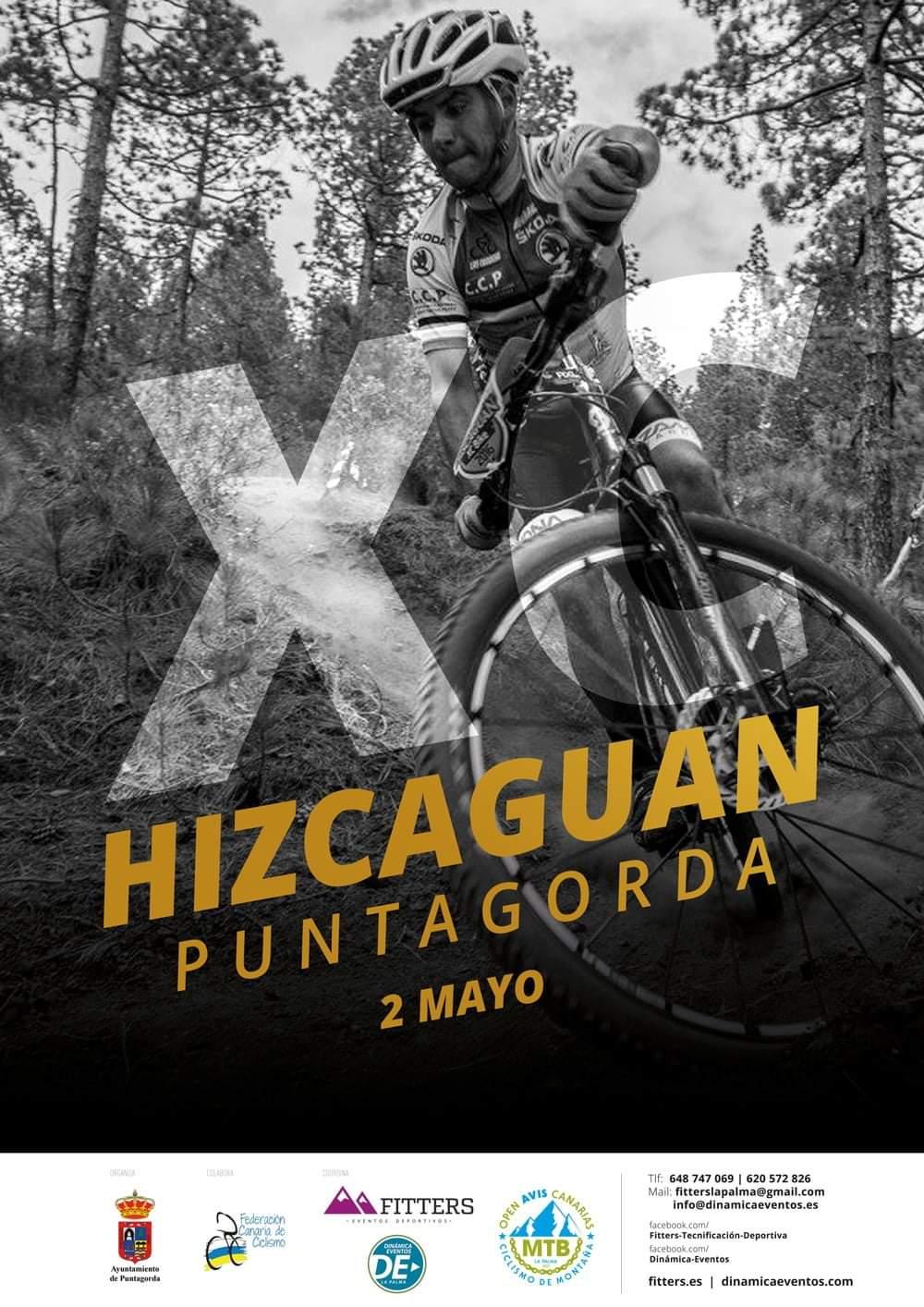 El XC HIZCAGUAN, una llamativa propuesta para los amantes del mountain bike
